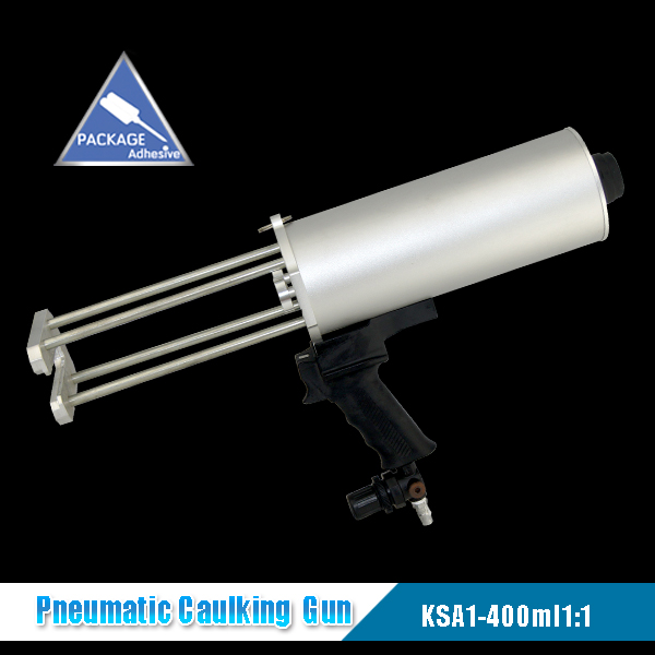 400ml 1:1 Dual Pneumatic Caulking Gun (KS1-400ml1:1P)
