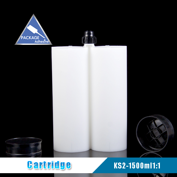KS2-1500ml1:1C  Clip-together Cartridge