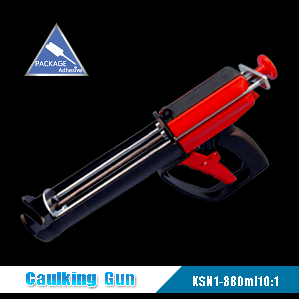 380ml 10:1 Coaxial Manual Caulking Gun (KS1-380ml10:1 N)