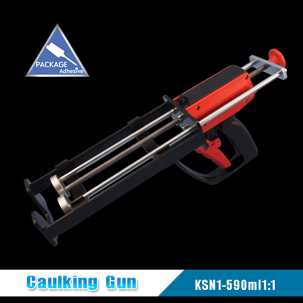 KS1-590ml1:1 Two-component Caulking Gun