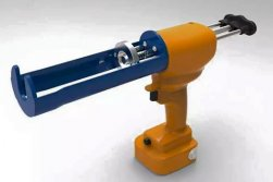 380ml 10:1 Cordless Coaxial Caulking Gun (KS1-380ml10:1)
