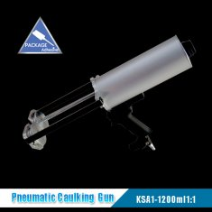1200ml 1:1 Dual Pneumatic Caulking Gun
